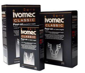 Ivomec Classic worming peafowl